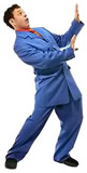 alan bluesuit
